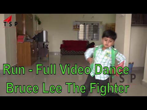 Wonder Kid Gokul Dance ||Run - Full Video | Bruce Lee The Fighter | Ram Charan | Sai Sharan & Nivaz