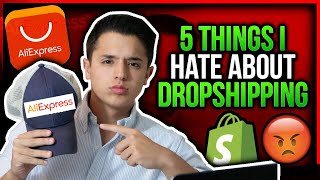 5 Things I Hate About Dropshipping