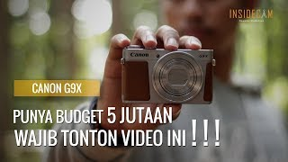 Review Canon Powershot G9X - Review Indonesia