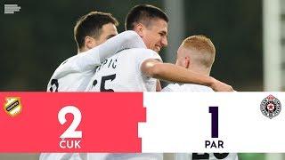 Čukarički - Partizan 2:1| Pregled utakmice | Superliga Srbije