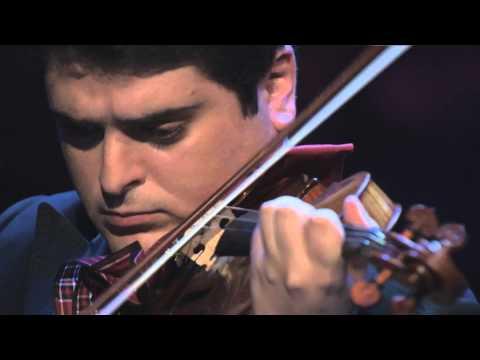 Bartok Fugue (from the solo violin sonata) Michael Barenboim, violin
