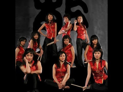 Best Performers Worldwide_Female Chinese Drummers ( breakthroughdxb.com )