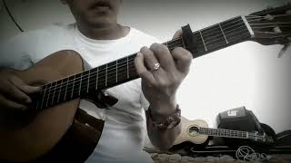 Beautiful In White Fingerstyle Cover w/tab