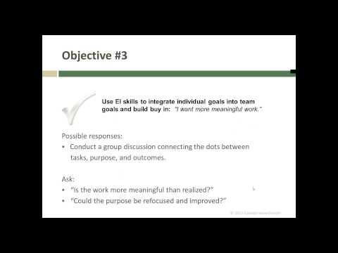HRDQ Webinar: Building Emotional Intelligence in Teams - Top 7 Skills