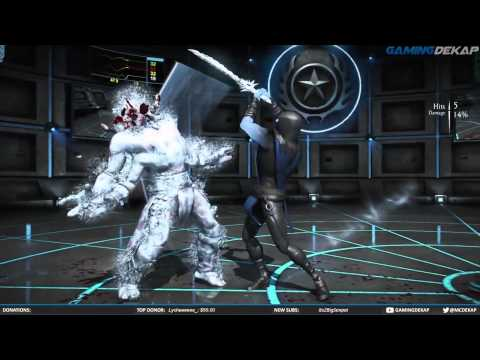 Mortal Kombat X Online Matches - Great Matches (MKX PS4 Gameplay)