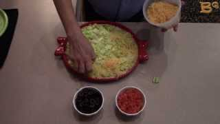 Easy To Make Taco Dip