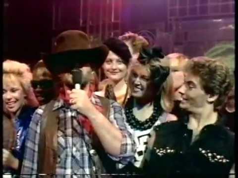 John Peel's TV Personality