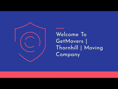 GetMovers Moving Company in Thornhill, ON