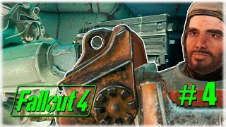 4.Аркджет Системс и паладин Дэнс из Братства стали. Прохождение Fallout 4 в режиме Выживание