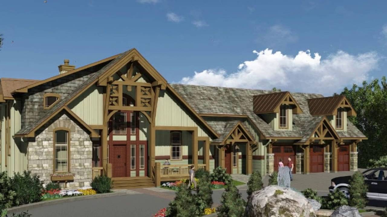 Luxury homes for sale in alaska youtube for Home builders alaska