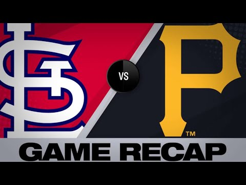 Sports Wrap with Ron Potesta - Pirates Fall To Cardinals In Extras