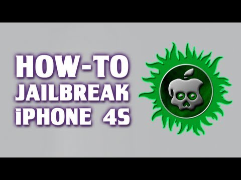 [How To] IOS 5.1.1 Untethered Jailbreak IPhone 4S / IPhone 4 - Absinthe V2