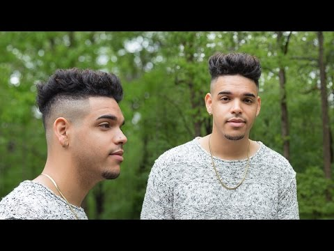 mens-hair-|-2015-|-how-to-style-|-thick-/-mixed-/-curly-hair-|-(step-by-step-tutorial)-|-mulattolee