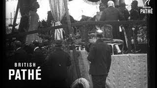 King Edward State Visit To Cardiff (1908)