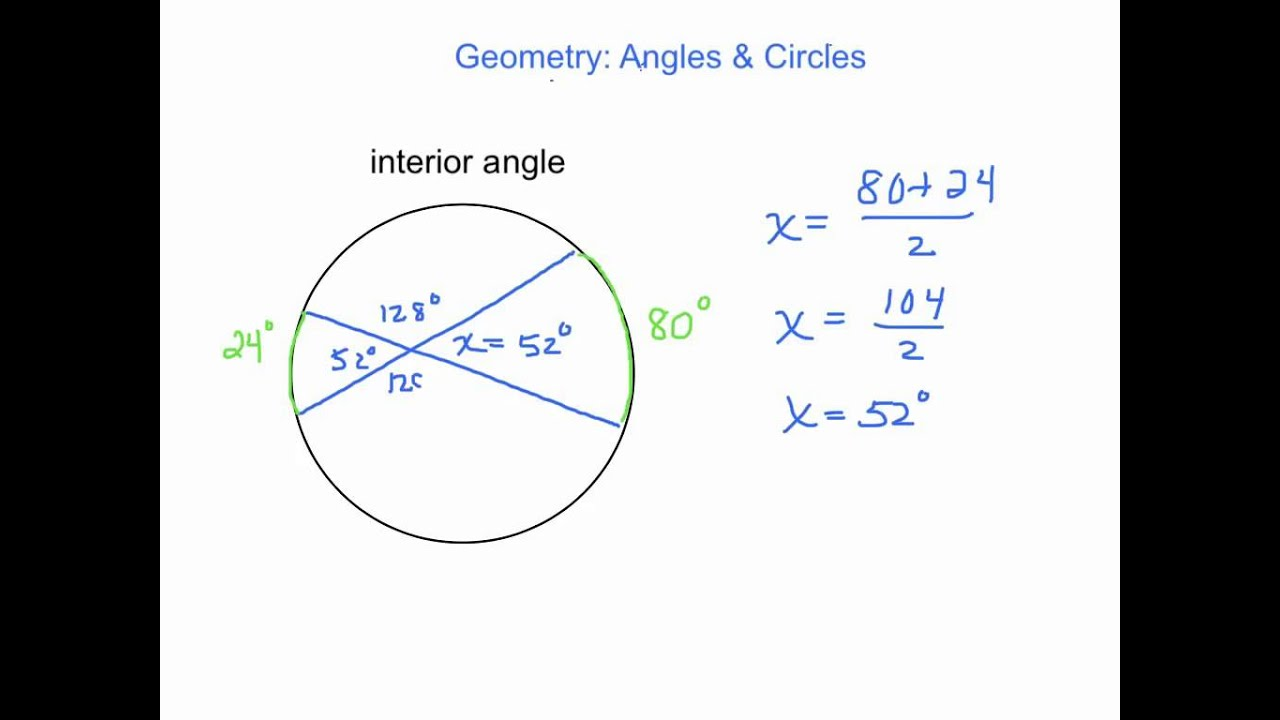 Geometry angles circles youtube geometry angles circles ccuart Image collections