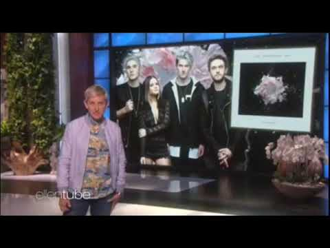 ZEDD, Maren Morris and Grey ~ The Middle ( Live On Ellen)