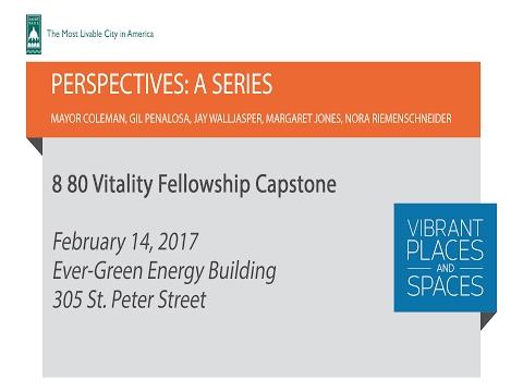 880 Vitality Fellowship Capstone