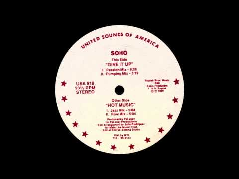 Soho - Hot Music (Jazz Mix)