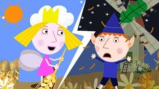 Ben und Holly ' s Little Kingdom | Wetter Spells | 1Hour | HD-Cartoons für Kinder