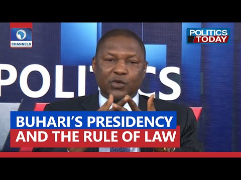 President Buhari Has Shown Greater Accommodation Of Human Rights Violations – AGF