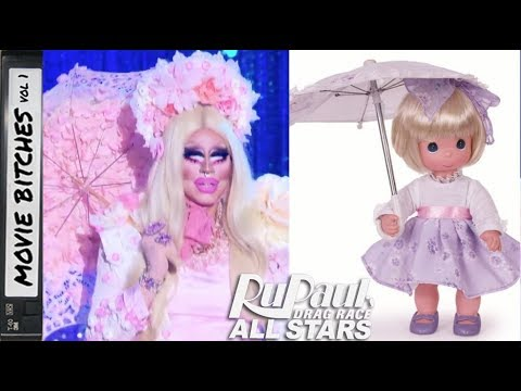 RuPaul's Drag Race All Stars 3 Episode 4 Snatch Game | MovieBitches RuView