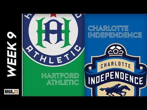 Hartford Athletic vs. Charlotte Independence: May 4th, 2019