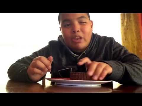 1 Pound Reese's Peanut Butter Cup Challenge