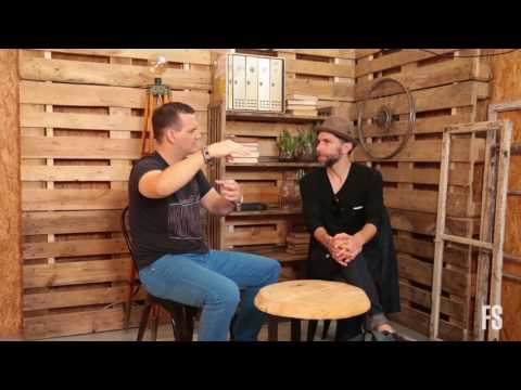 Fifteen Seconds Festival 2016 - Fireside Chat Nico Rose & Pascal Dulex