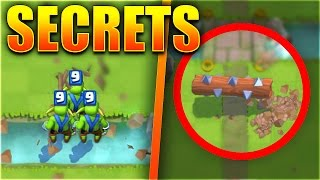 HAVE YOU HEARD OF THIS SECRET YET!? | Clash Royale Mythbusters #2!