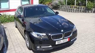 Auta z Niemiec #20/08/2018: BMW 520d + nerka pod zastaw