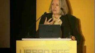 Urban Age India: Saskia Sassen Cities in Global Context Pt 1