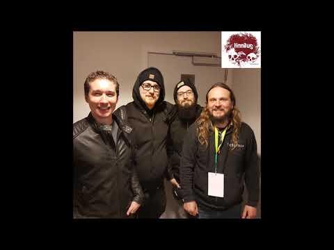 ITHILIEN interview by Mattias @ Metalworksfest, Kuurne