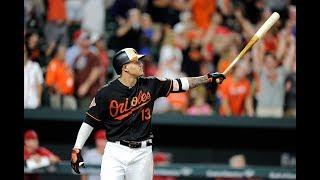 Manny Machado 2017 Home Runs