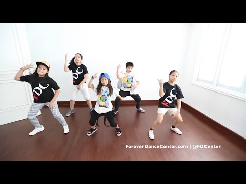 KIDS HIP HOP DANCE CHOREOGRAPHY HIPHOP DANCE VIDEO