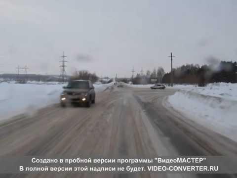 Кемерово. Автобус 144, направление - ПРОМЕНАД-2. Bus route 144, destination - PROMENAD-2.