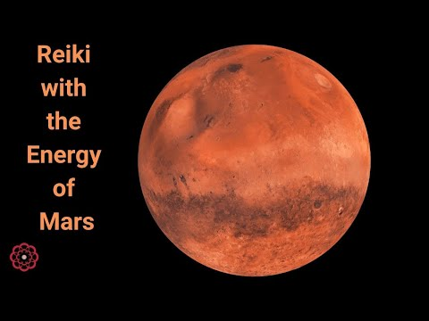 Reiki with the Energy of Mars