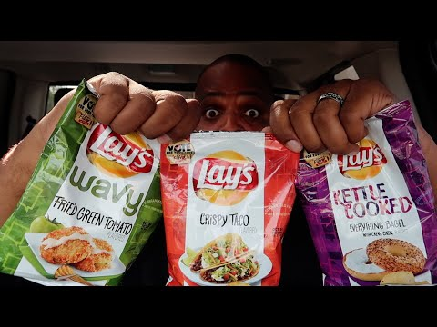 Lay's Do Us A Flavor 2017: Meet the Finalists Chip Review