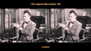 I Due Legionari (Beau Hunks) 1931 - comparison