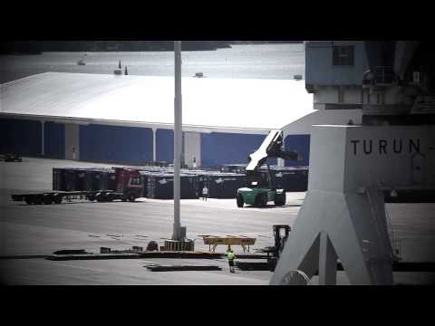 Port of Turku -  A five star harbour at your service 2014