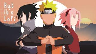 KANA-BOON - Silhouette x Naruto Shippuden Opening 16 | but it's lofi hip hop cover