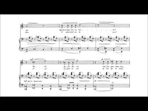 "Claude Debussy - ""Noël des enfants qui n'ont plus de maison"" (audio + sheet music)"