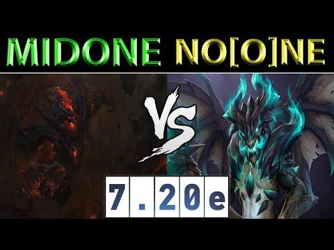 MidOne [SF] vs No[o]ne [OD] ► China Ranked ► Dota 2 7.20e