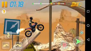 Bike racing 3d android game play level 38