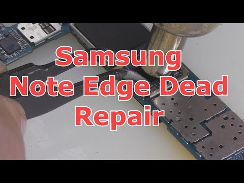 Samsung Note Edge Dead Repair