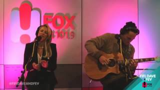 28/11/16 - Samantha Jade & Cyrus - Hurt Anymore - Fifi, Dave, Fev - Hit 101.1 The Fox - Melbourne