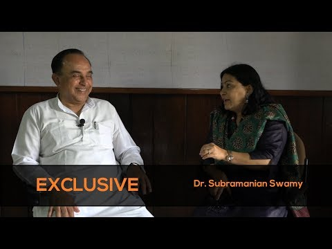 Exclusive Interview : Dr. Subramanian Swamy