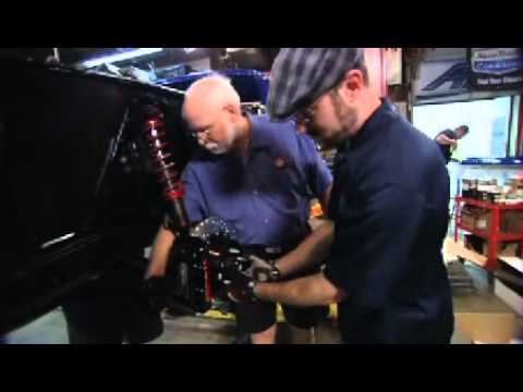 Building the Baddest Boss: '69 Mustang  Hot Rod TV and AutoTrader Classics