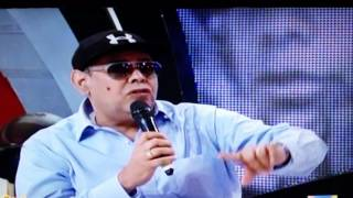 Fernando Villalona invita para Agua Azul Mao
