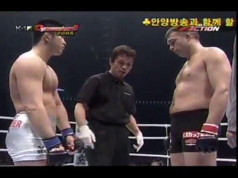 Peter Aerts (Kickboxing/Muay Thai) Vs Shungo Oyama (Judo/MMA)