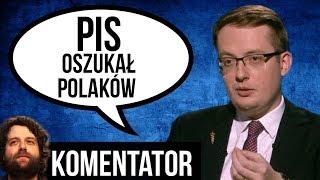 Poseł Winnicki w Sejmie Udowadnia - PIS Oszukał Polaków - Komentator